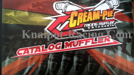 katalog knalpot Creampie Jogjakarta untuk semua motor